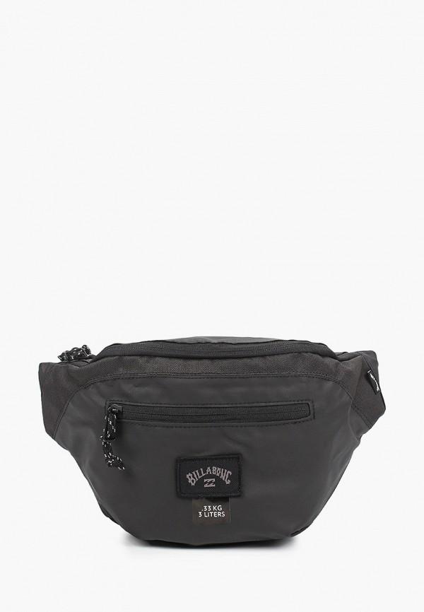 мужская сумка billabong, черная