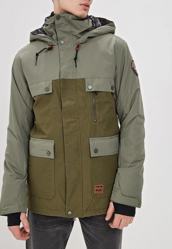 мужская куртка billabong, хаки