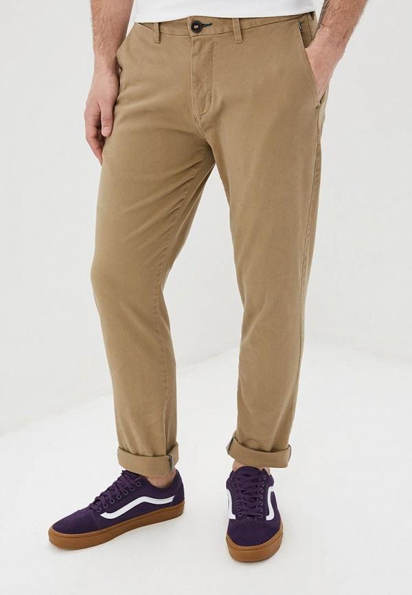 мужские спортивные брюки billabong, бежевые
