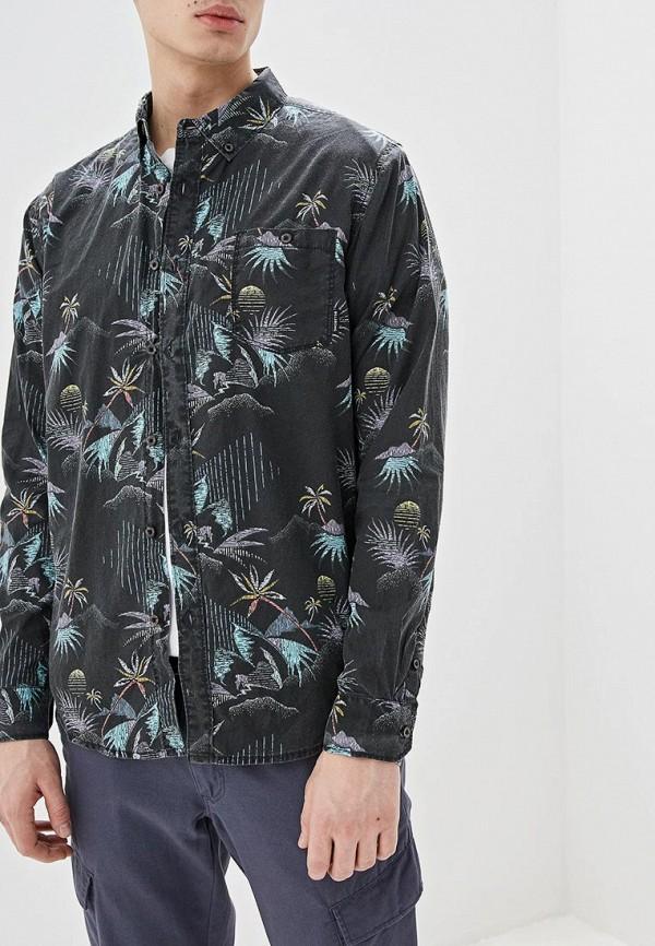 мужская спортивные рубашка billabong, черная