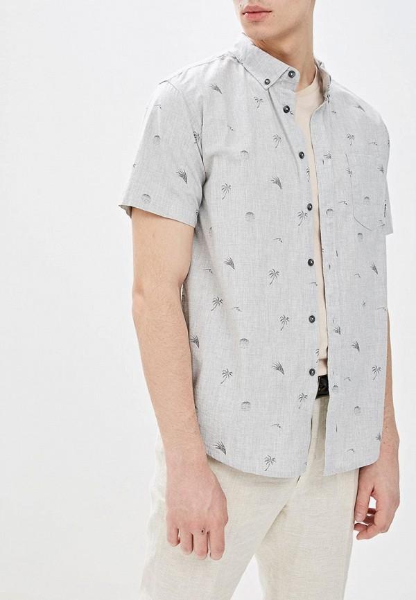 мужская спортивные рубашка billabong, серая