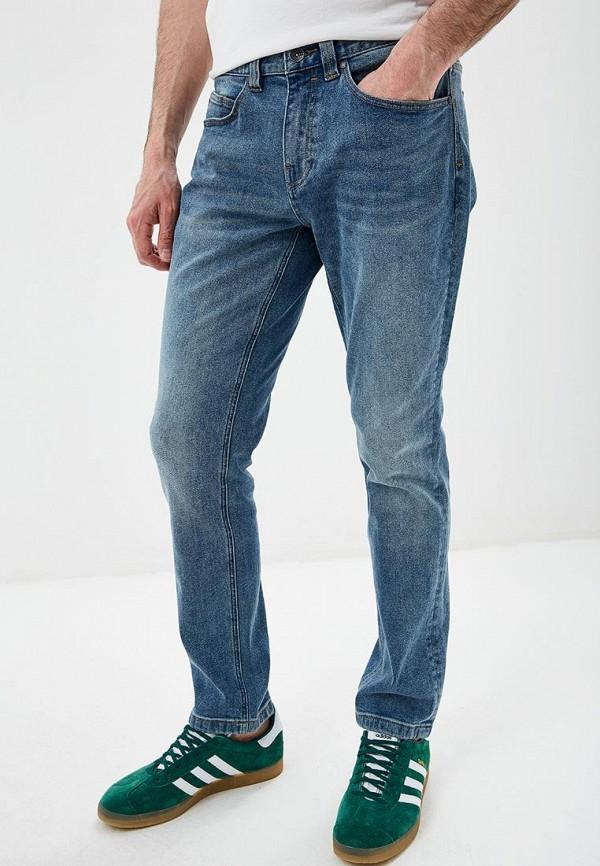 мужские джинсы billabong, голубые