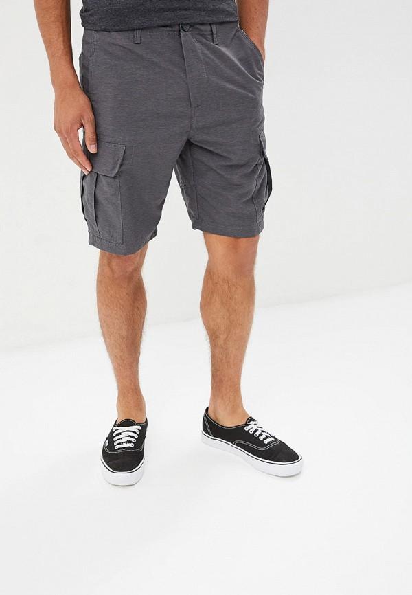 мужские спортивные шорты billabong, серые