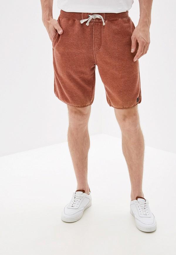 мужские спортивные спортивные шорты billabong, коричневые