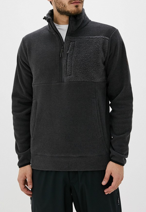мужской свитшот billabong, серый