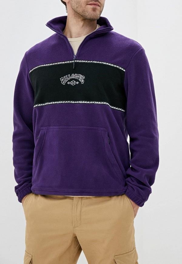 мужской свитшот billabong, фиолетовый