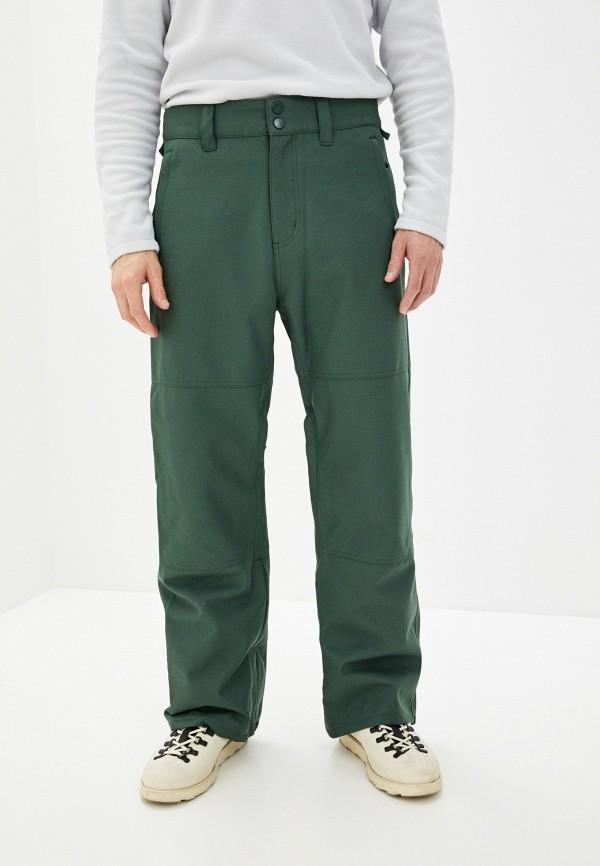 мужские брюки billabong, зеленые