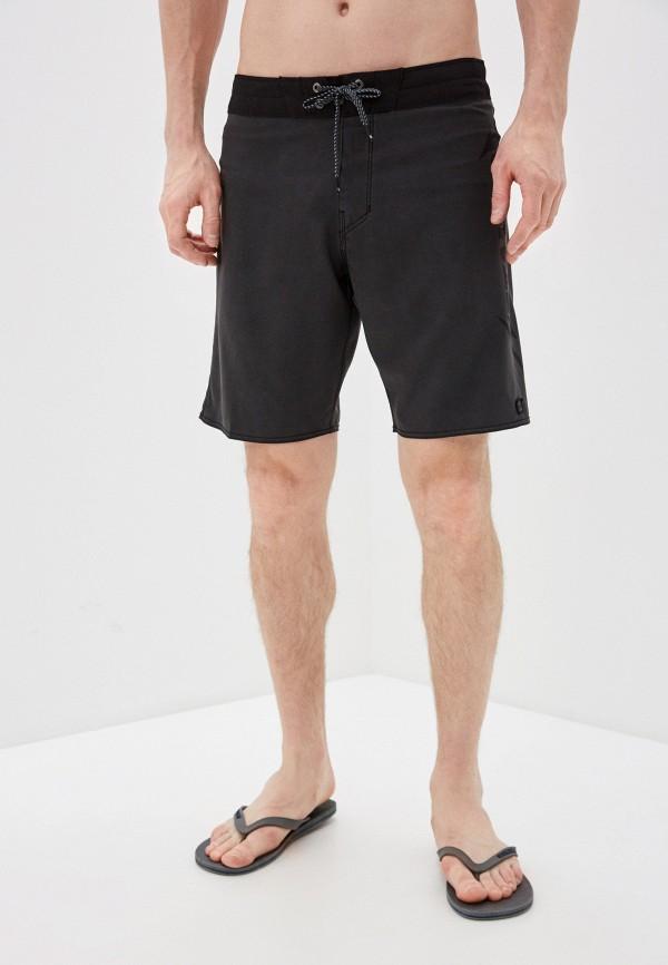 мужские спортивные шорты billabong, черные