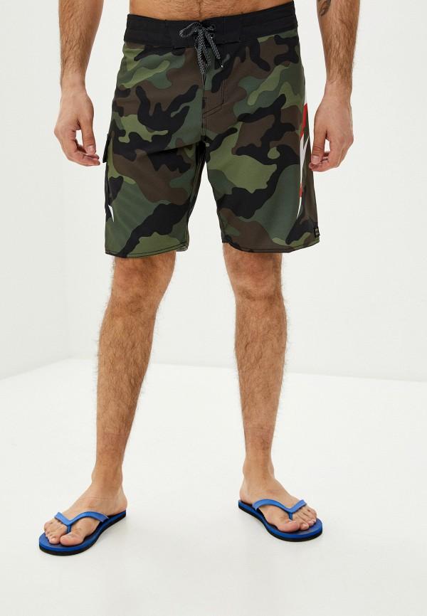 мужские спортивные шорты billabong, хаки