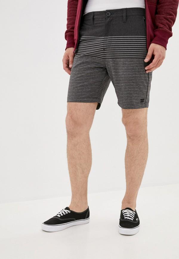 мужские шорты billabong, серые