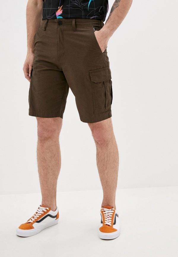 мужские шорты billabong, коричневые