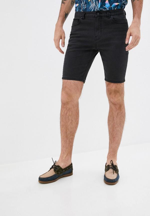 мужские шорты billabong, черные