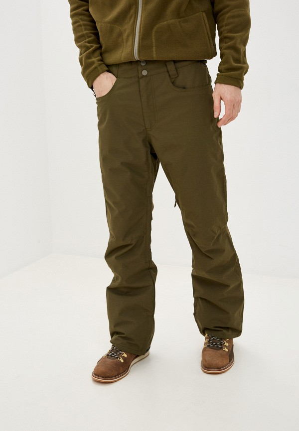 мужские брюки billabong, хаки