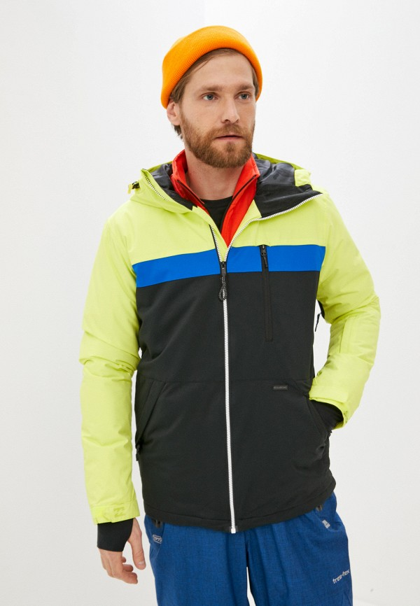 мужская куртка billabong, разноцветная