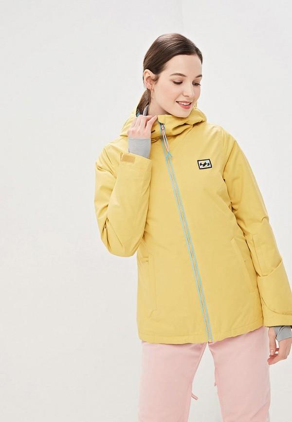 Куртка горнолыжная Billabong Billabong BI009EWEGWX5 цена 2017