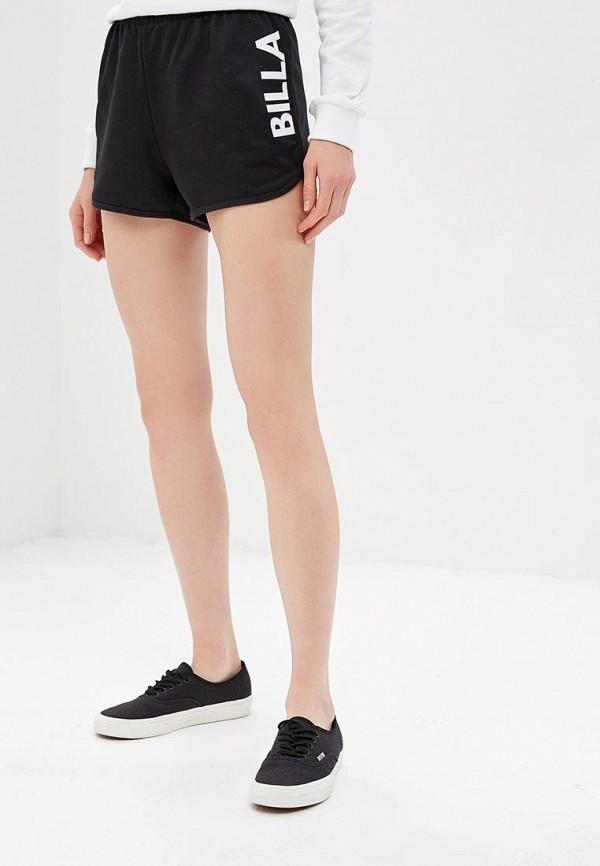 женские спортивные шорты billabong, черные