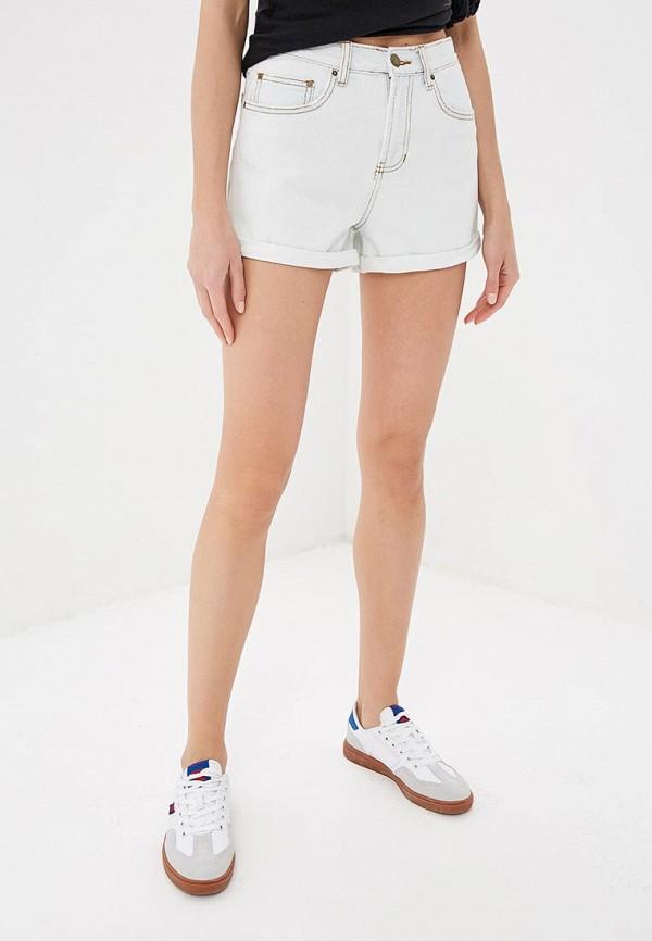 женские спортивные шорты billabong, белые
