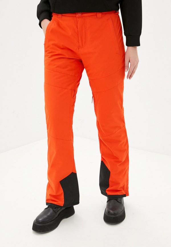 женские брюки billabong, оранжевые