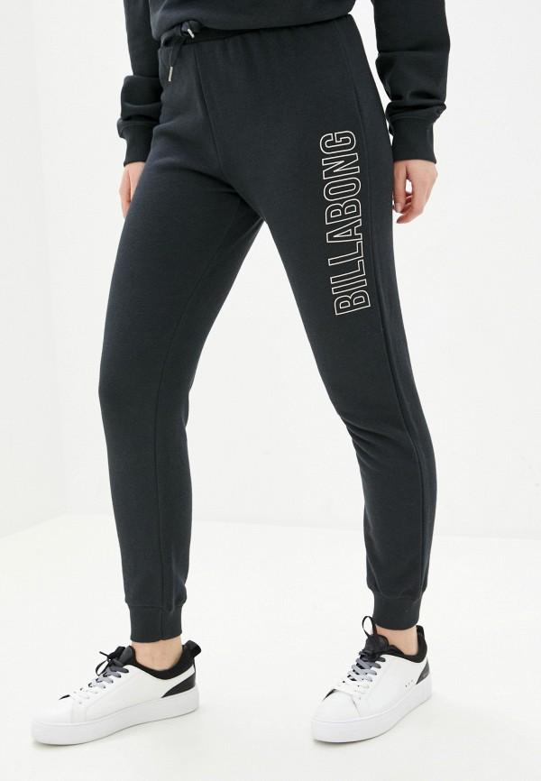 женские спортивные брюки billabong, синие