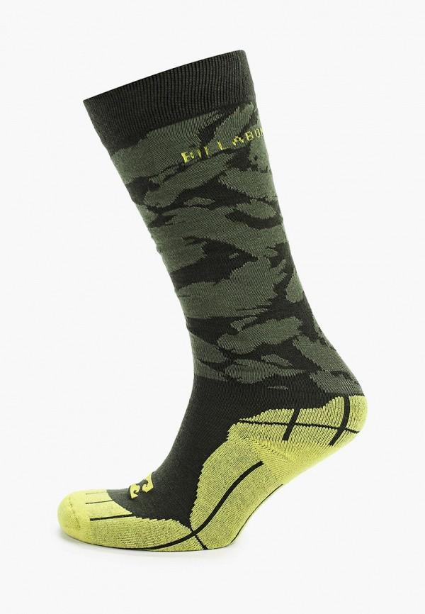 мужские носки billabong, зеленые