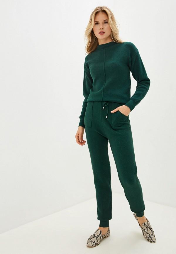 женский костюм bigtora, зеленый