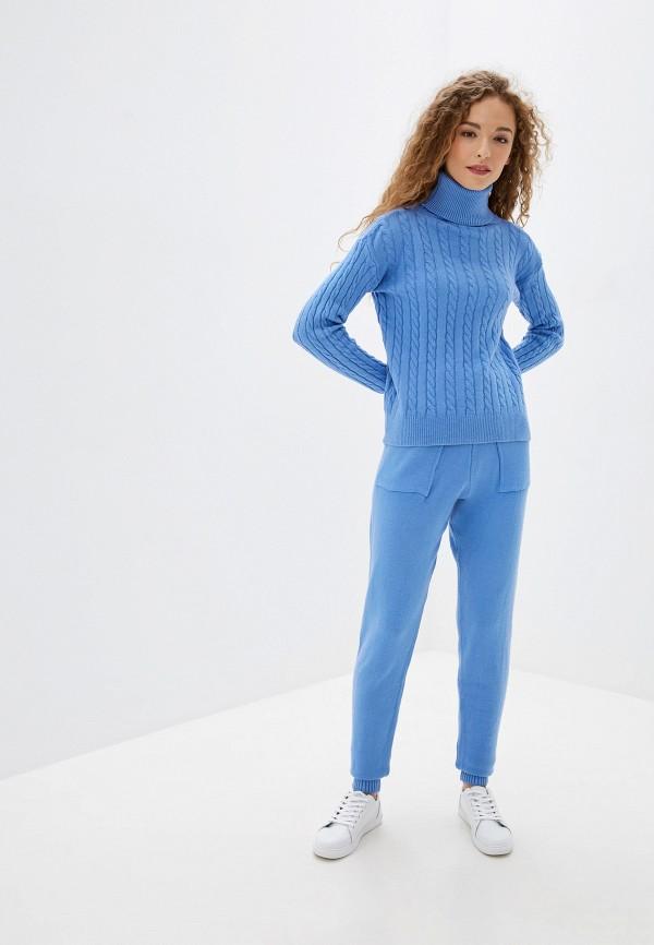 женский костюм bigtora, синий