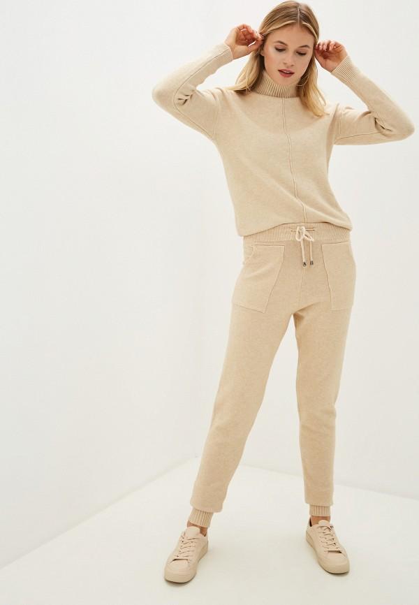 женский костюм bigtora, бежевый