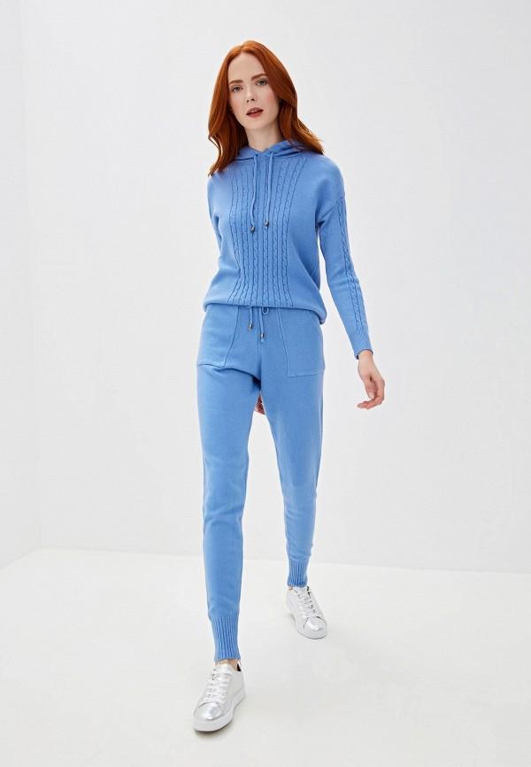 женский костюм bigtora, голубой