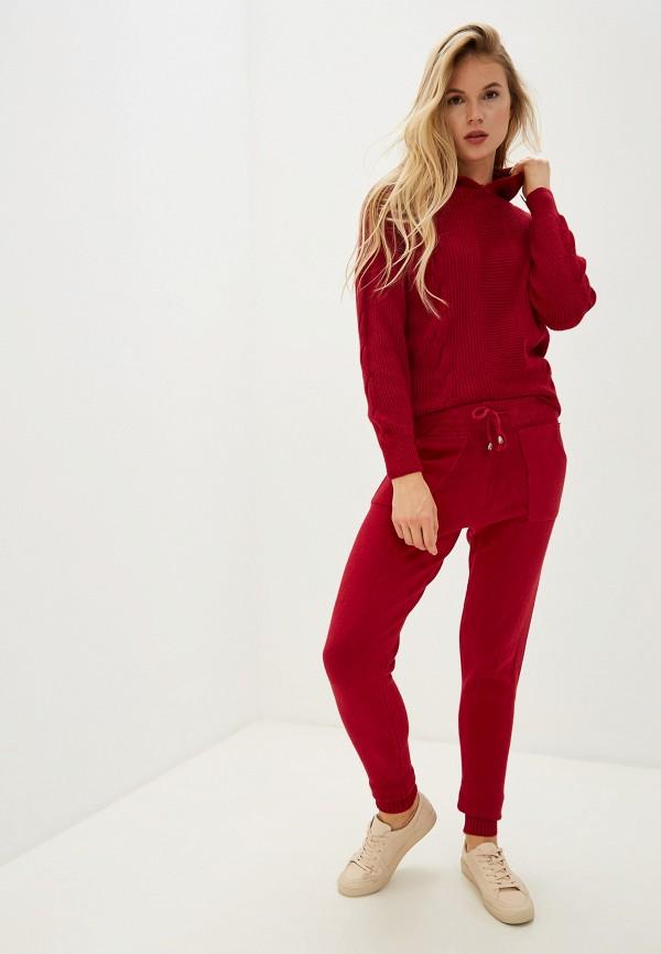 женский костюм bigtora, красный