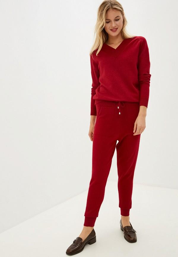 женский костюм bigtora, бордовый