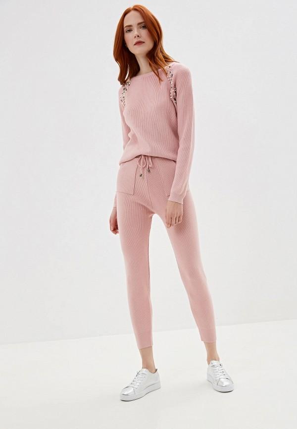 женский костюм bigtora, розовый