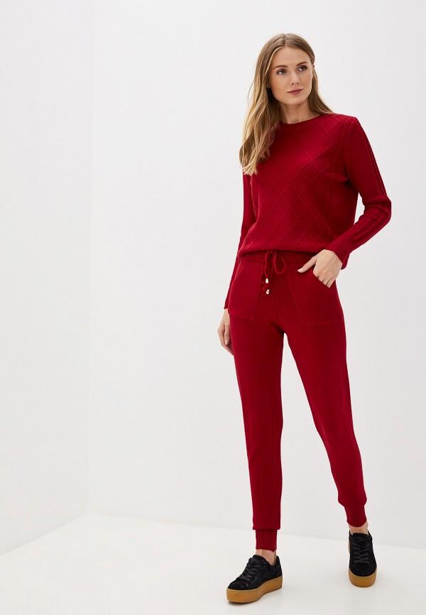 Фото - женский костюм Bigtora бордового цвета