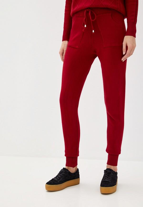 Фото 4 - женский костюм Bigtora бордового цвета
