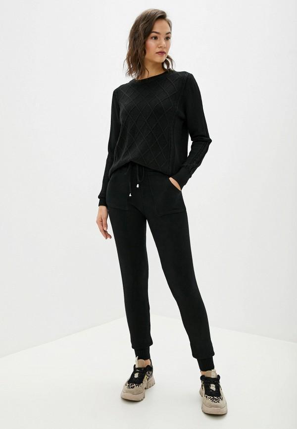 женский костюм bigtora, черный