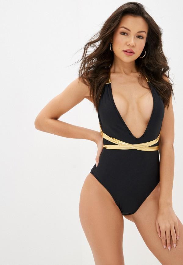 женский купальник bigtora, черный