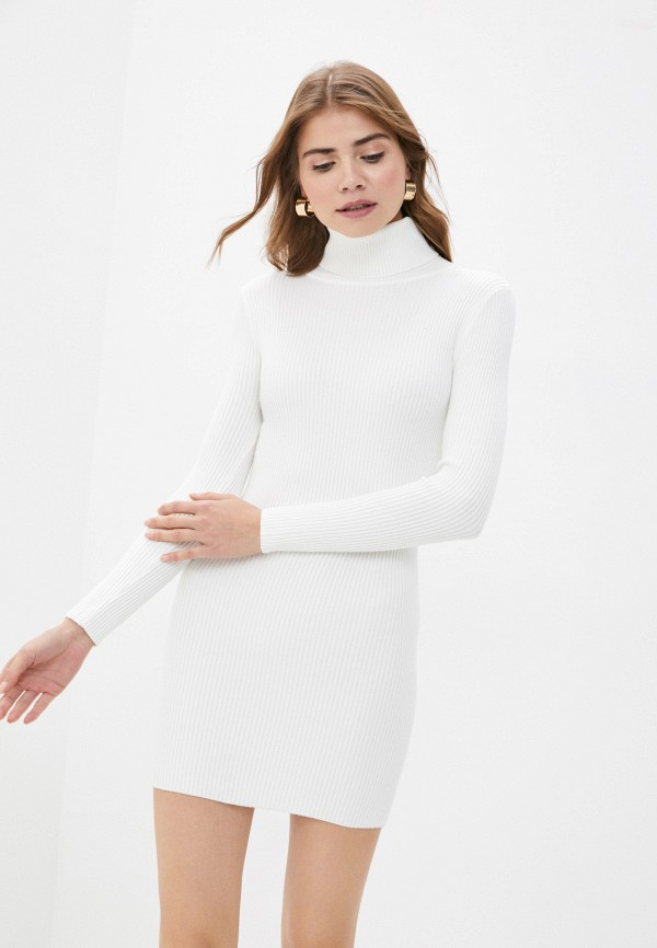 женское платье bigtora, белое