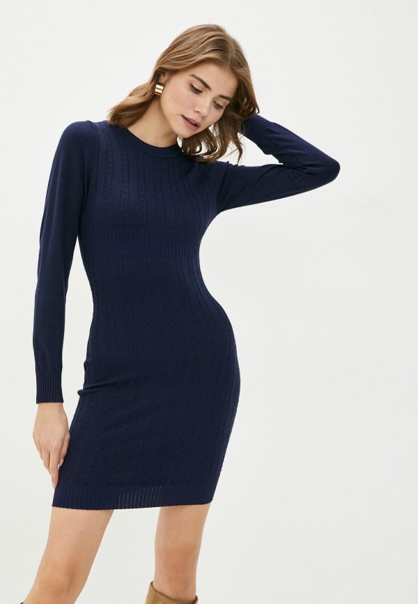 женское платье bigtora, синее
