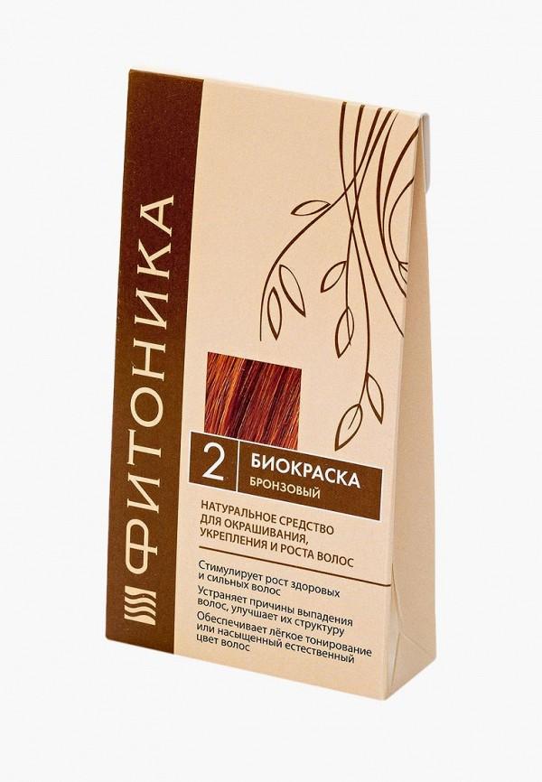краска для волос биобьюти, коричневый