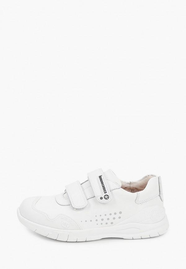 кроссовки biomecanics малыши, белые