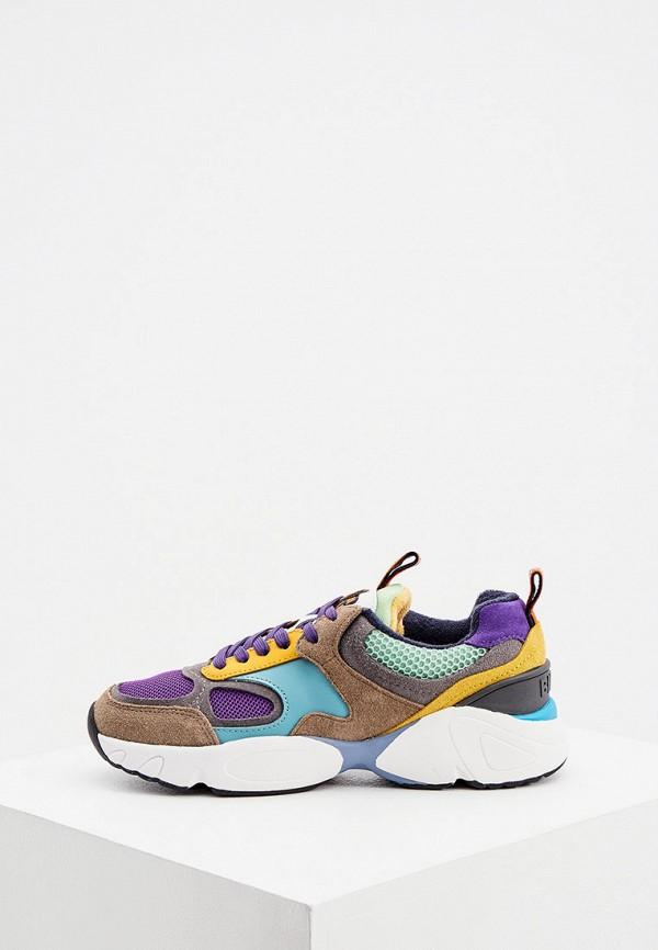 женские кроссовки bimba y lola, разноцветные