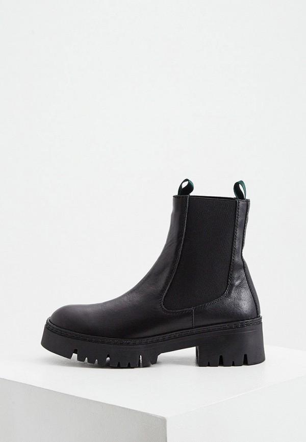 женские ботинки bimba y lola, черные