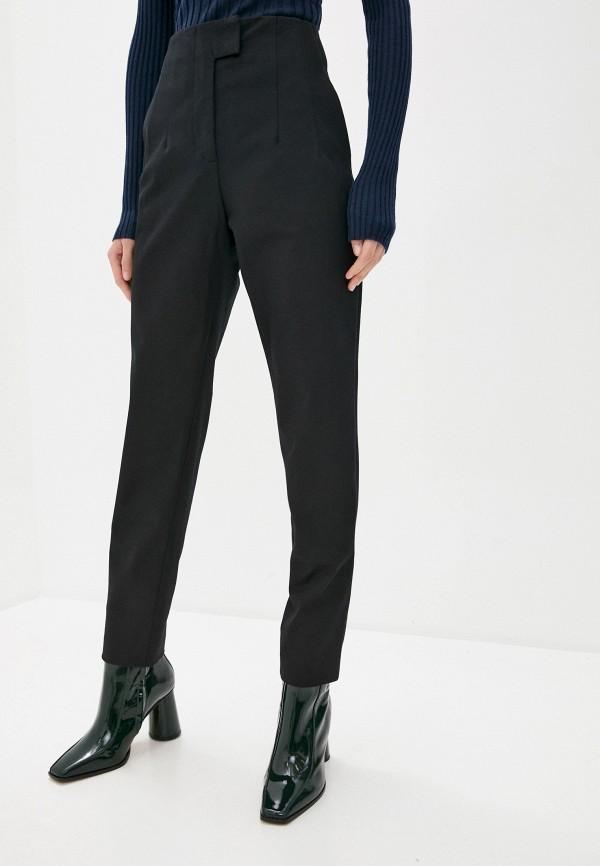 женские повседневные брюки bimba y lola, черные