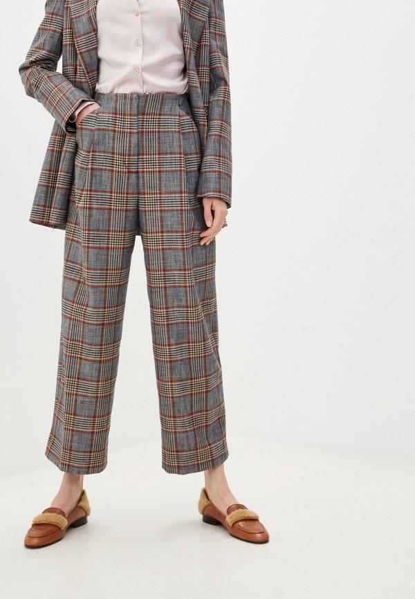 женские повседневные брюки bimba y lola, разноцветные