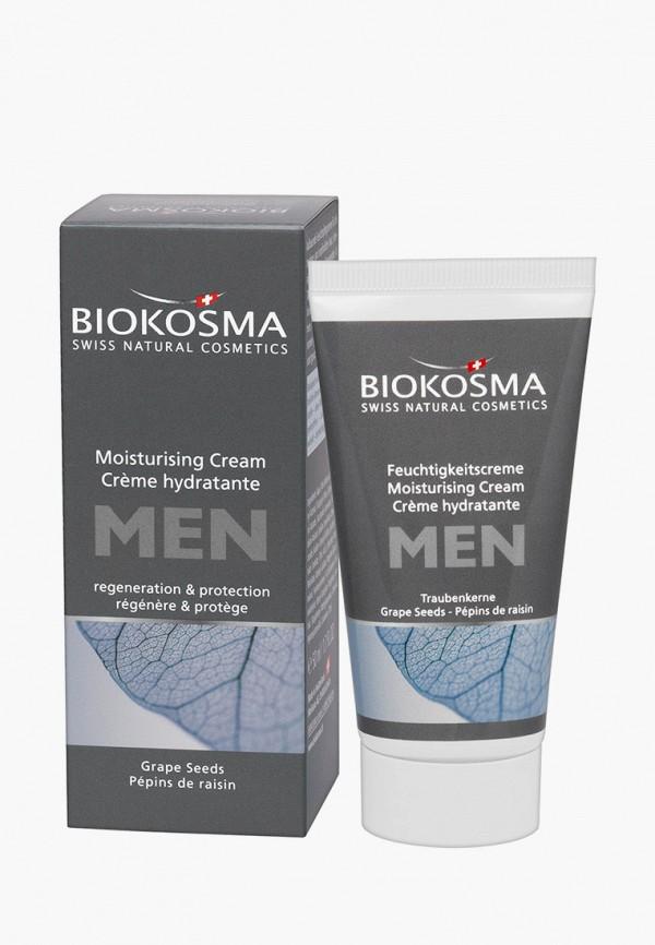 мужская крем для лица biokosma