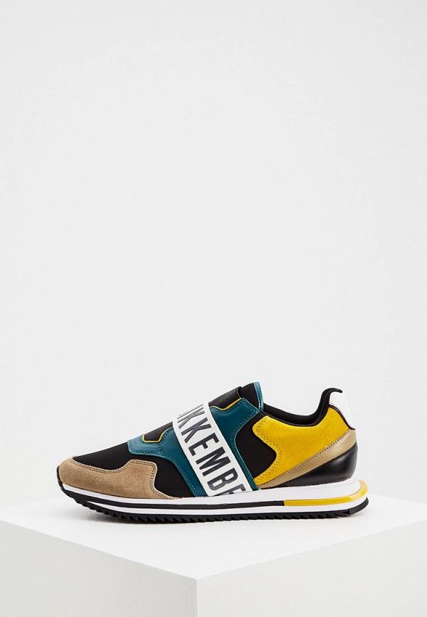 мужские кроссовки bikkembergs, разноцветные