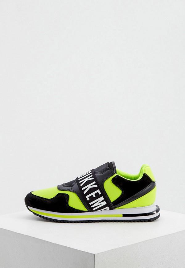 женские кроссовки bikkembergs, зеленые