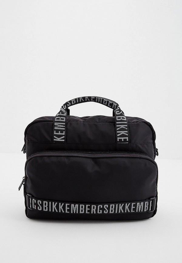 Сумка Bikkembergs Bikkembergs BI535BMGBLQ1 цена 2017