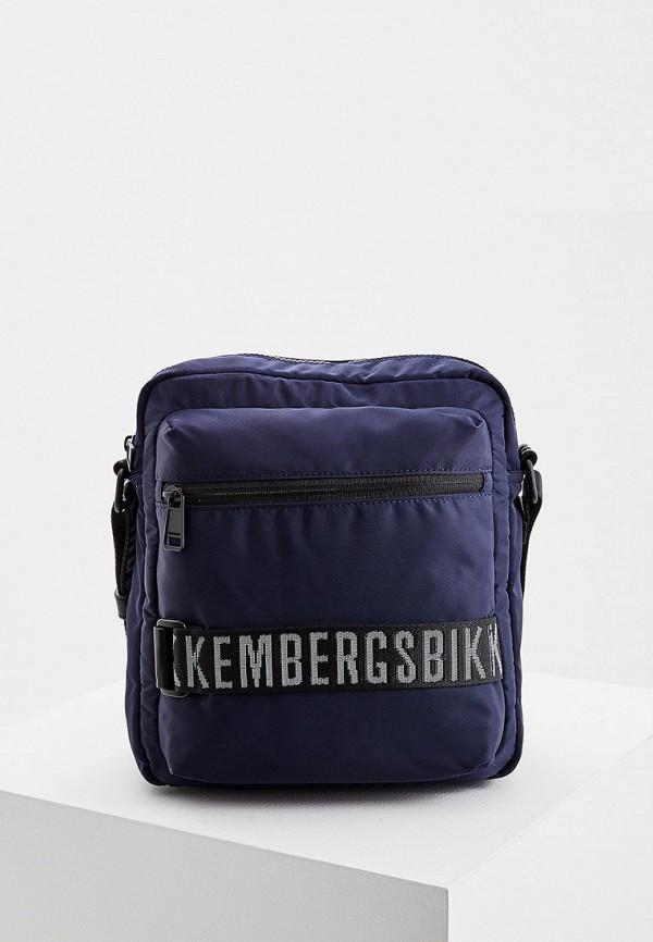 Сумка Bikkembergs Bikkembergs BI535BMGBLQ3 цена 2017