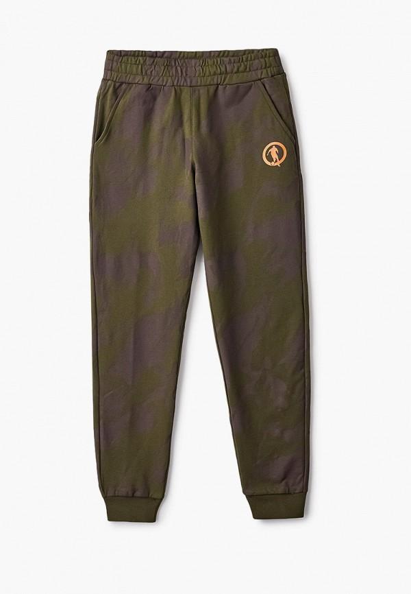 спортивные брюки bikkembergs для мальчика, хаки