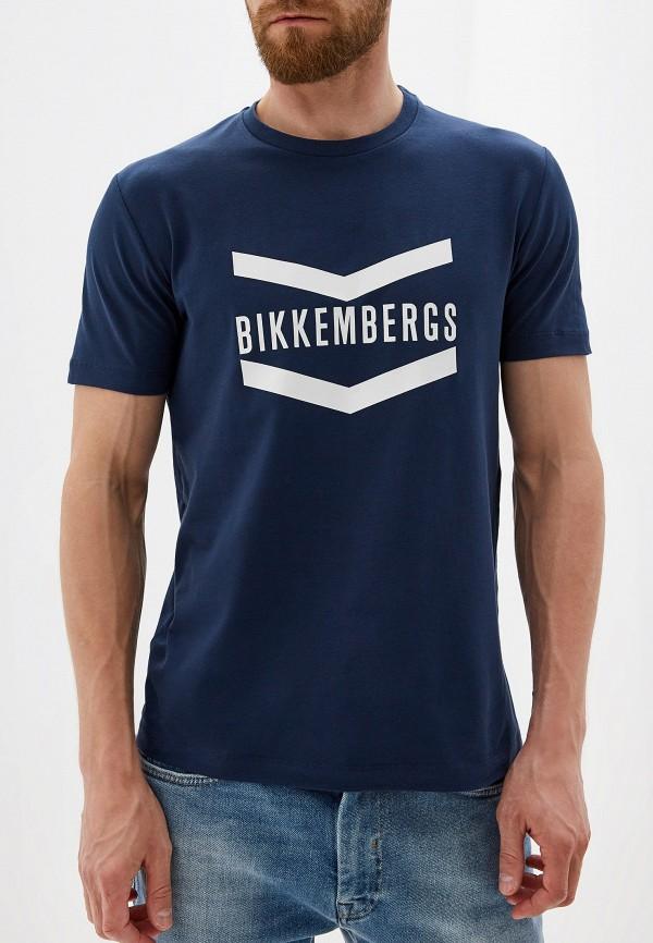 Футболка Bikkembergs Bikkembergs BI535EMAIYF9 футболка bikkembergs bikkembergs bi535ebellz7